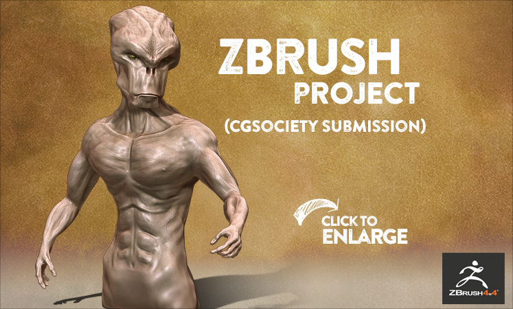 SG Designs ZBrush